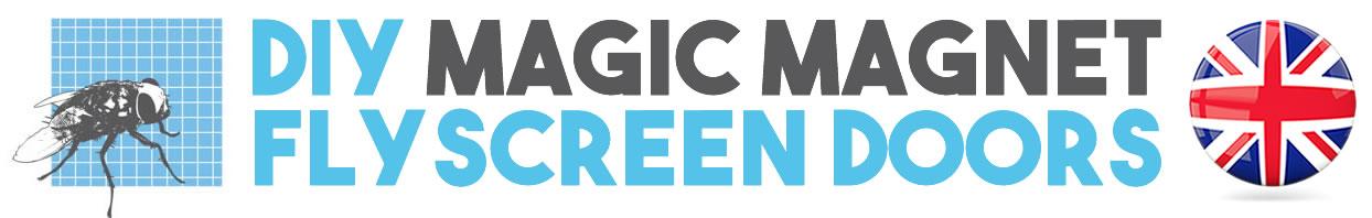 Magnetic Flyscreen Doors | UK