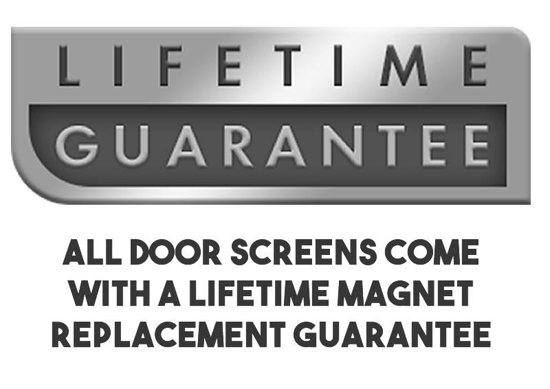 velcro edged screen doors uk ireland